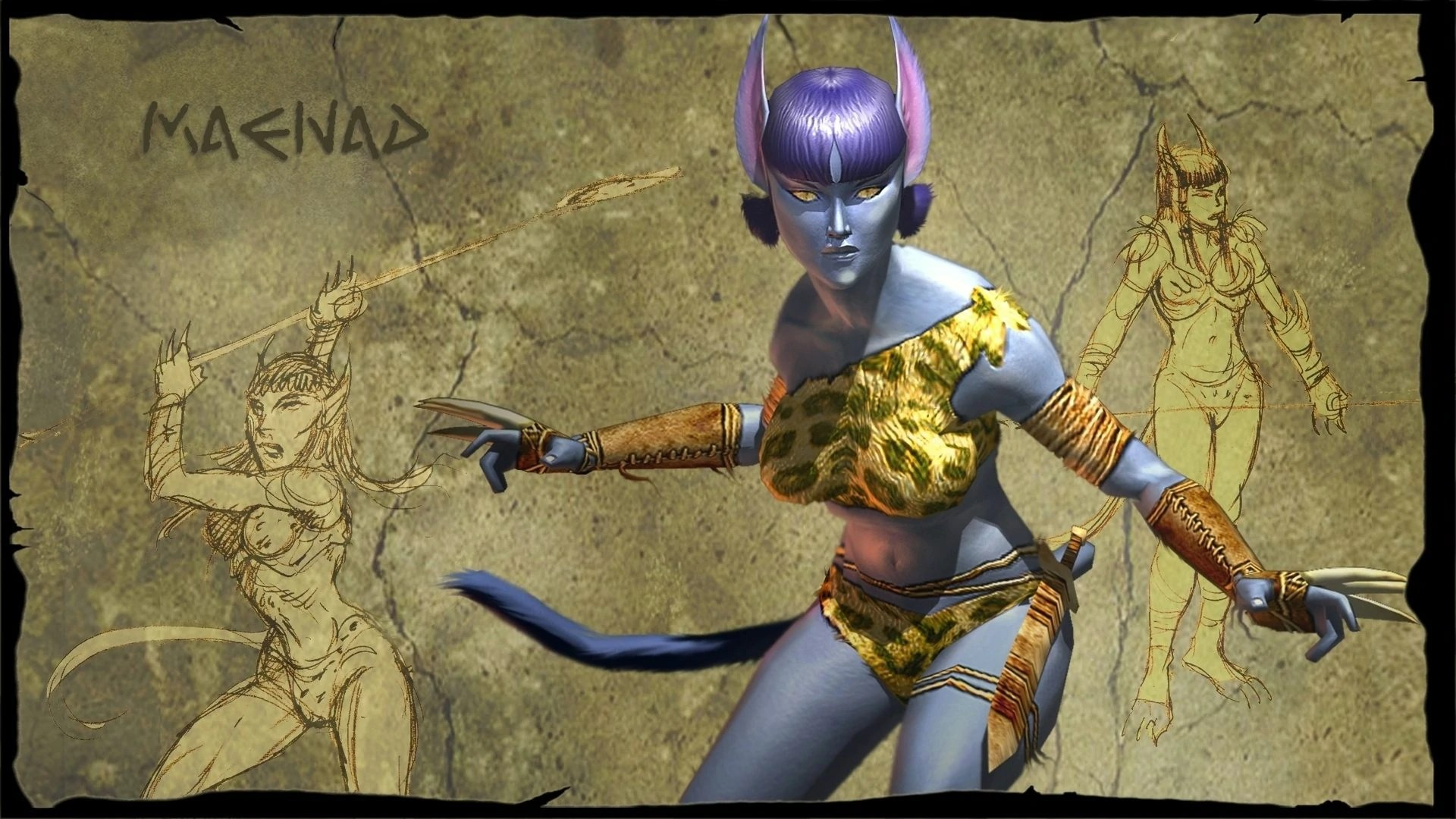 3d Emoticons Wallpapers Titan Quest Anniversary Edition Maenad Steam Trading
