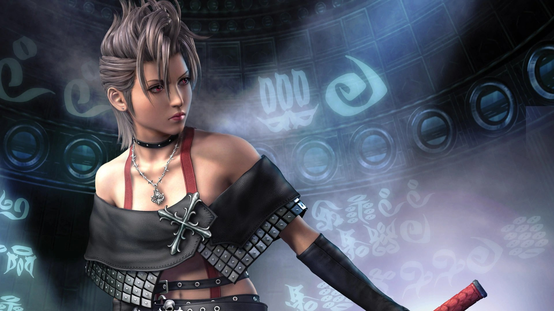 3d P Letter Wallpaper Final Fantasy X X 2 Hd Remaster Paine Steam Trading