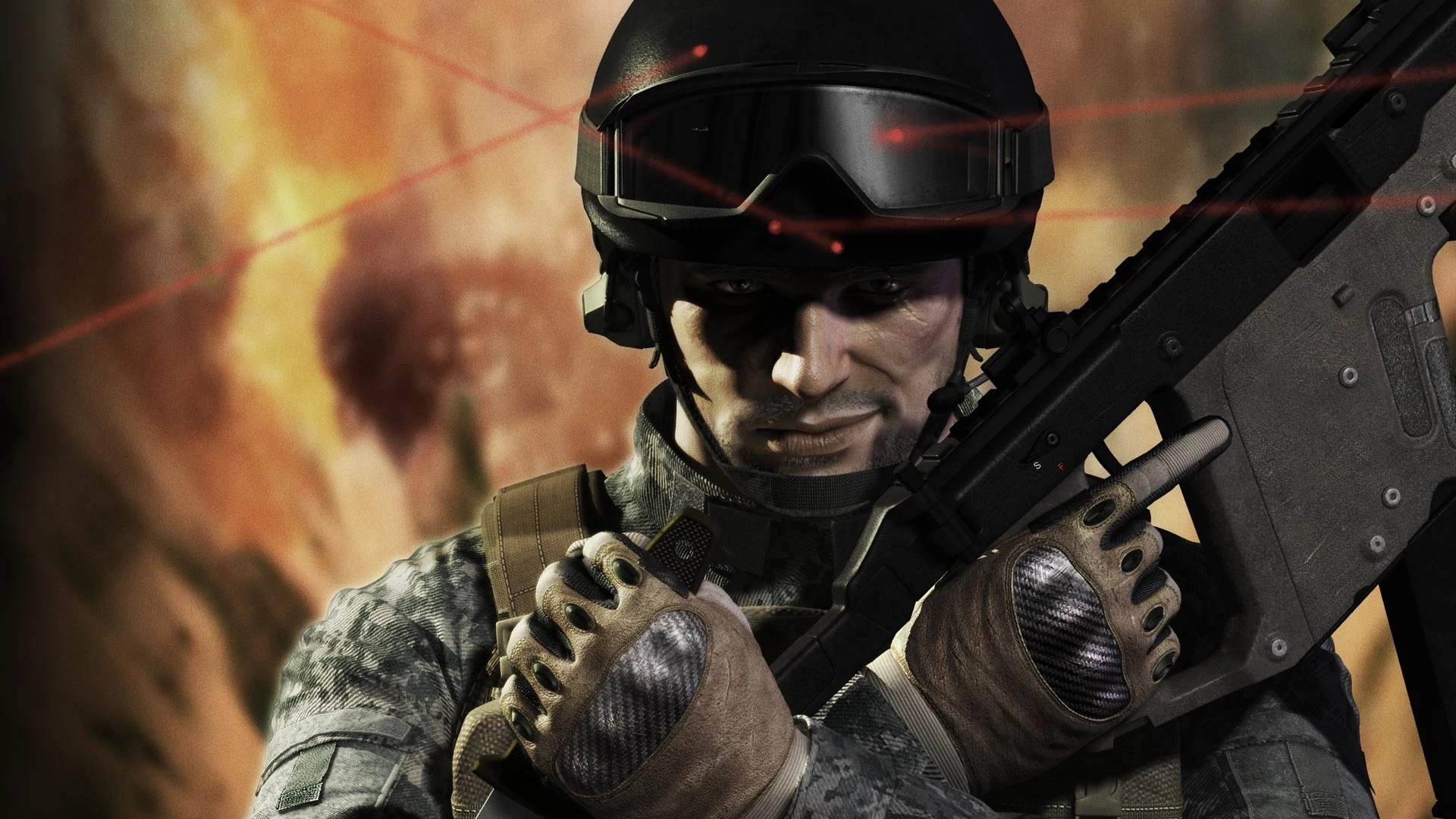 Halloween Wallpaper Hd Soldier Front 2 Last Man Standing Steam Trading Cards