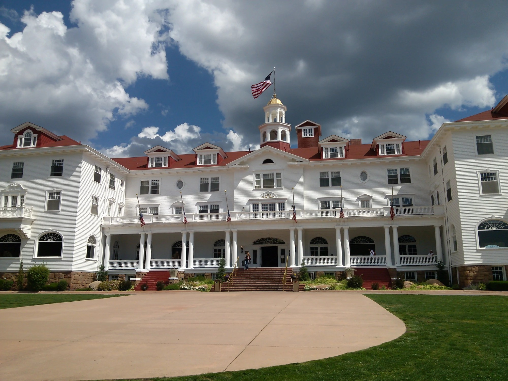 Overlook Hotel Stephen King Wiki Fandom Powered Wikia