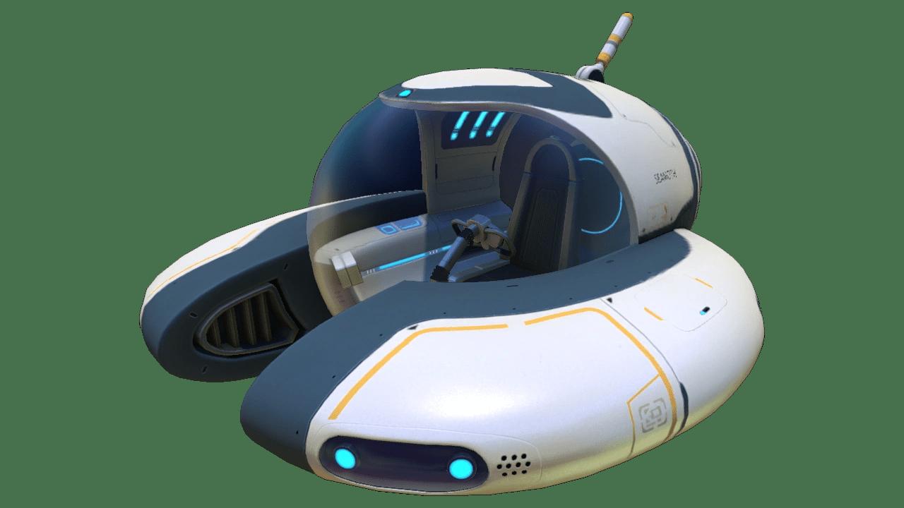 vehicles subnautica wiki fandom