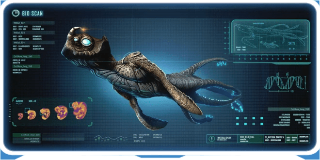 sea emperor leviathan babies