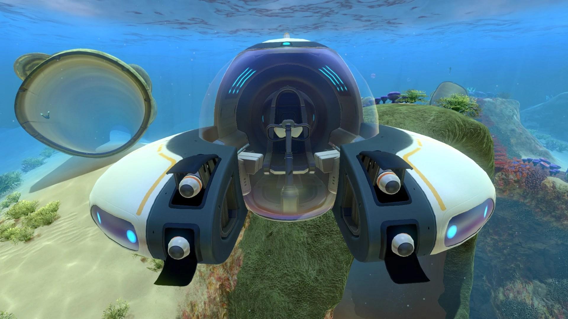 torpedo system subnautica wiki