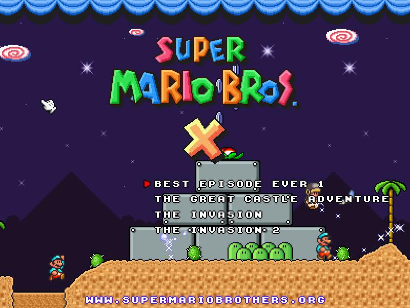 category episodes super mario