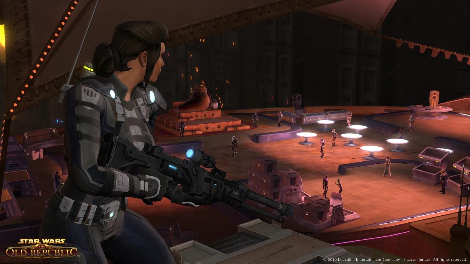 Sniper Star Wars Republic Wiki Fandom Powered