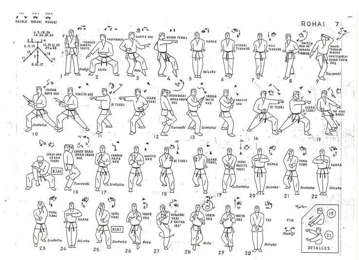 tang soo do forms diagrams labelled diagram of a crab rohai taekwondo wiki fandom powered by wikia