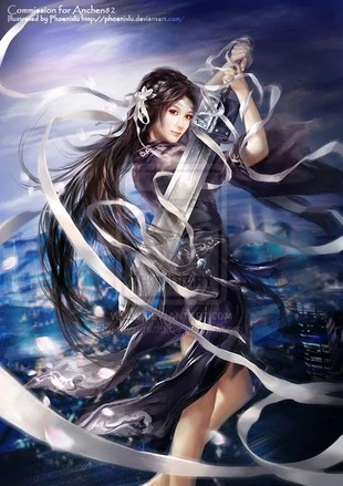 Anime Girl Warrior Wallpaper Liang Bing Talisman Emperor Wiki Fandom Powered By Wikia