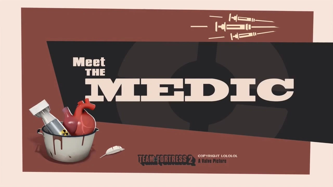 Meet The Medic Team Fortress Wiki FANDOM Powered By Wikia