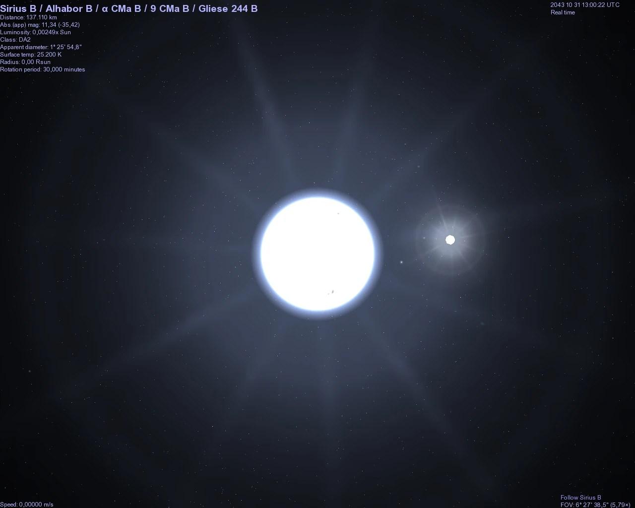 medium resolution of a type star