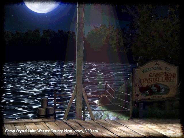 Camp Crystal Lake Terrordrome Wiki FANDOM Powered By Wikia