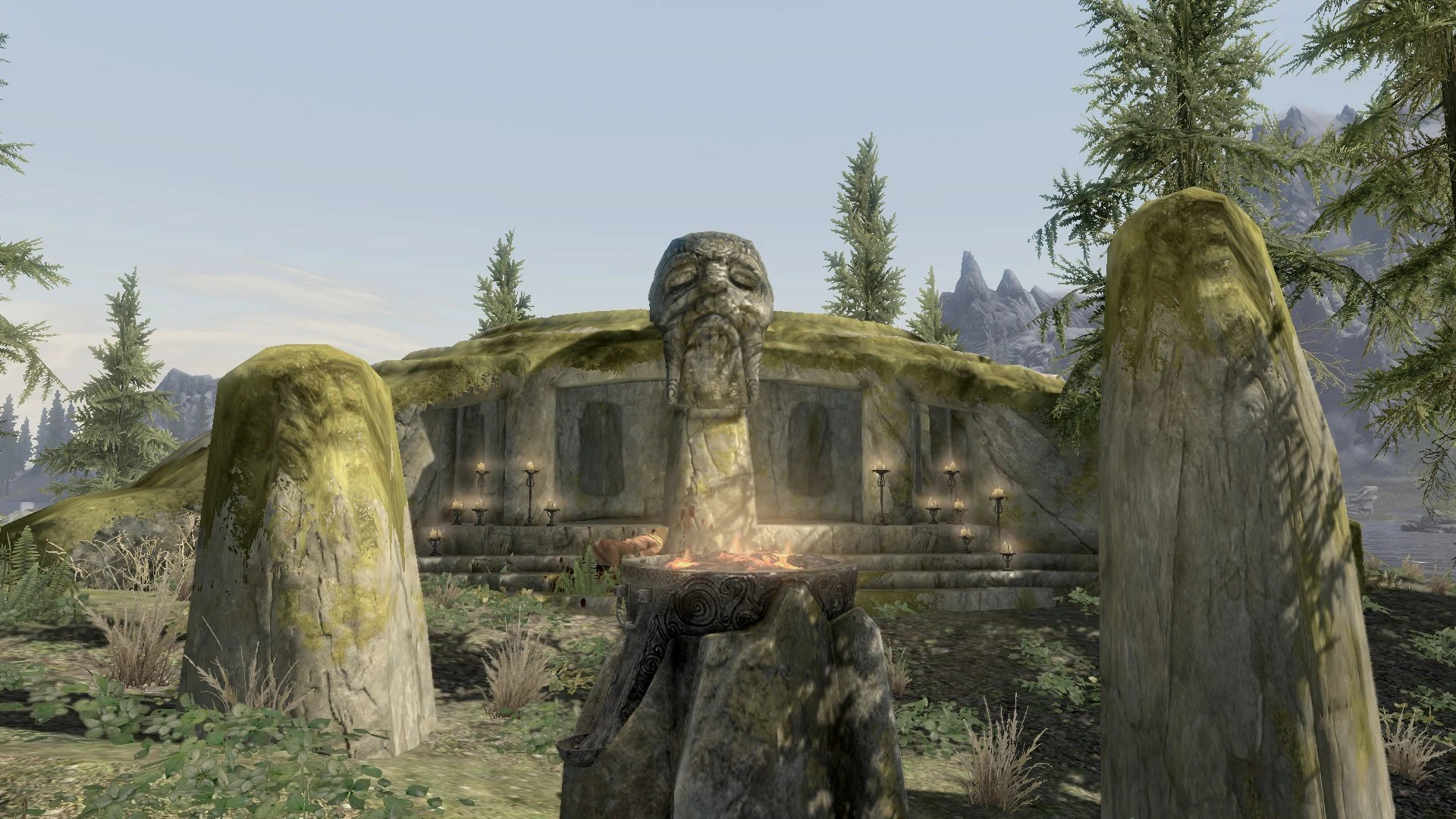 temple of arkay the