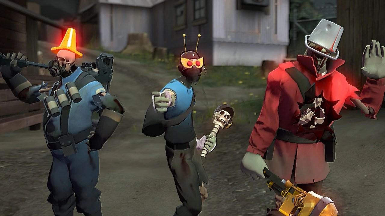 the zombie squad tf2