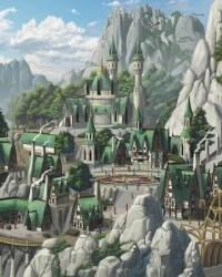 The Elven City The Iris Fandom Wiki Fandom
