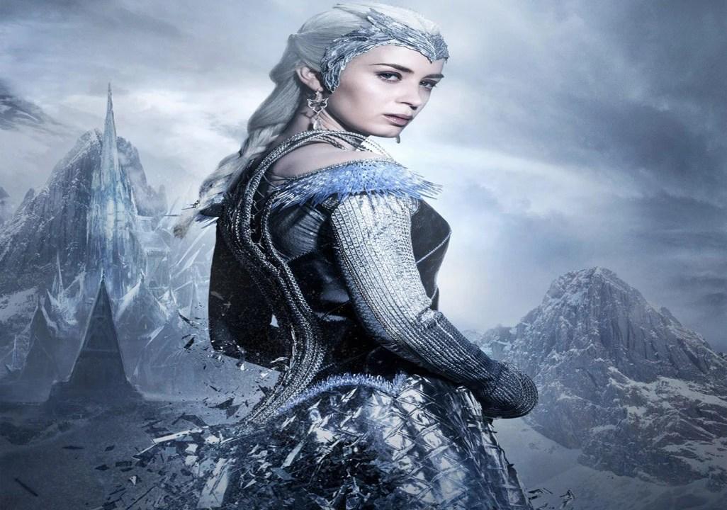 Image Emily Blunt As Ice Queen The Huntsman Winters War