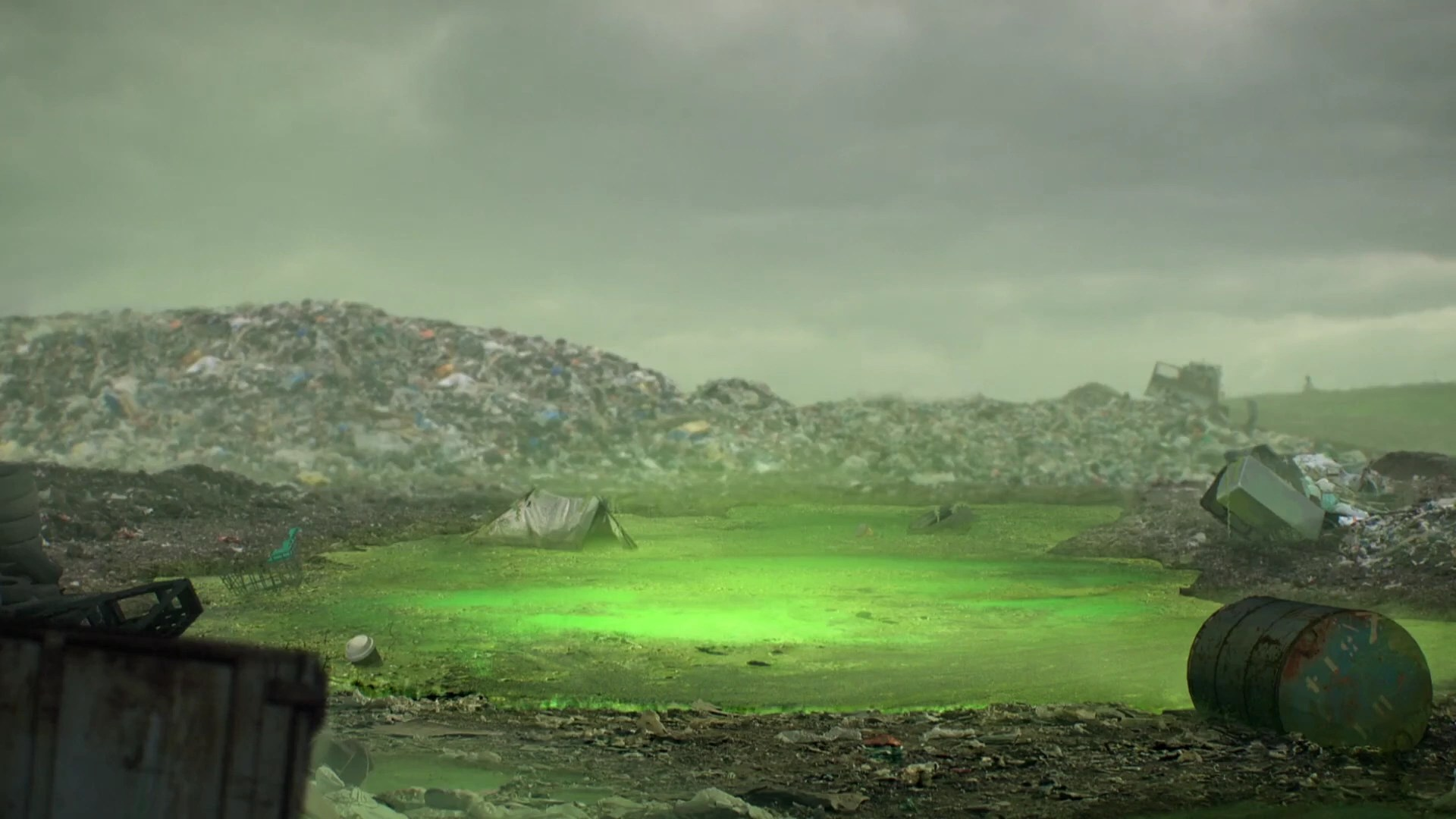 Classroom Wallpaper Hd Toxic Waste Disposal Site The Amazing World Of Gumball