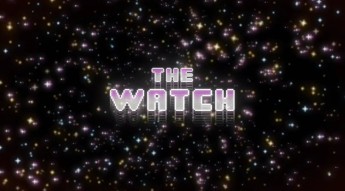 the watch the amazing