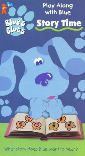 Story Play What Blue Does Want Clues Blues