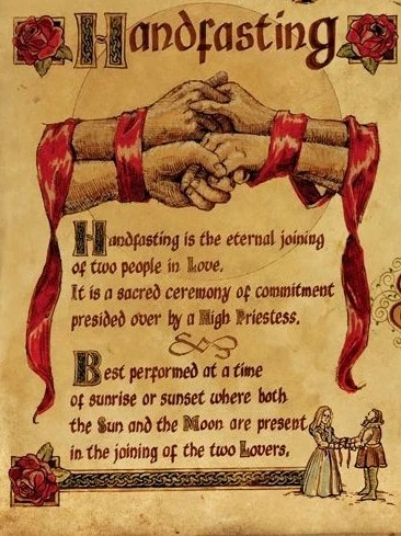 Handfasting The Charmed Comics Wiki FANDOM Powered By