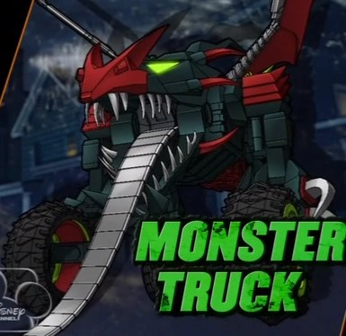 Monster Truck  Ultimate SpiderMan Animated Series Wiki