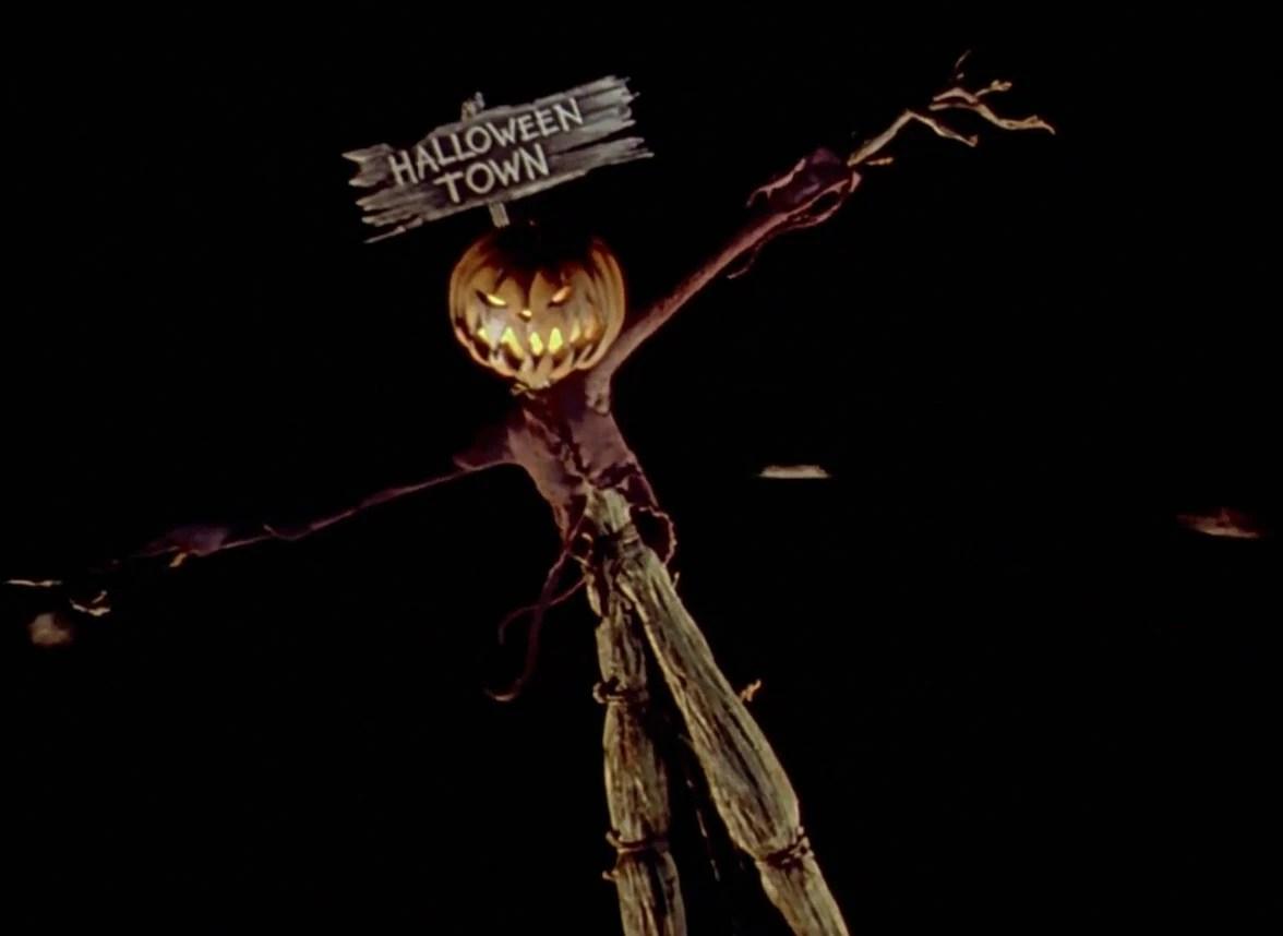 pumpkin king the nightmare