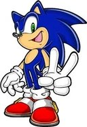 Sonic The Hedgehog Character The Super Gaming Wiki