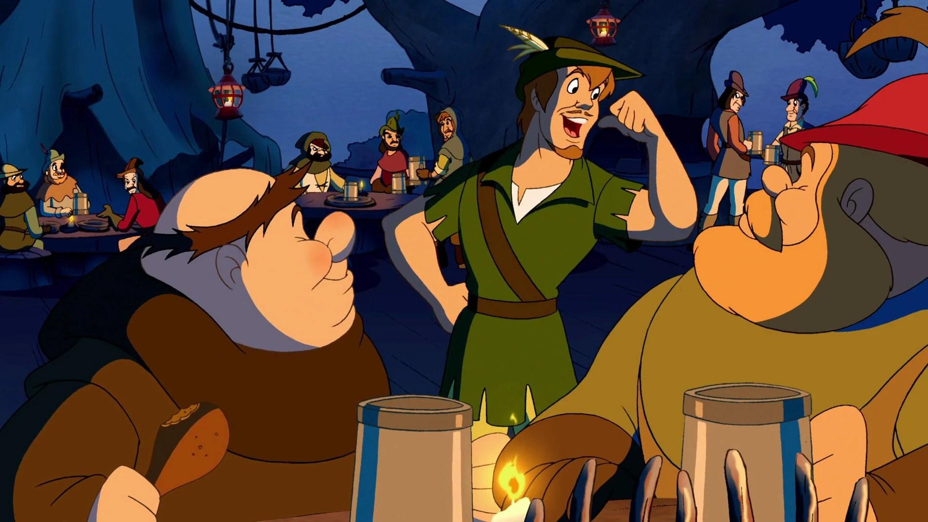 Tom And Jerry Robin Hood