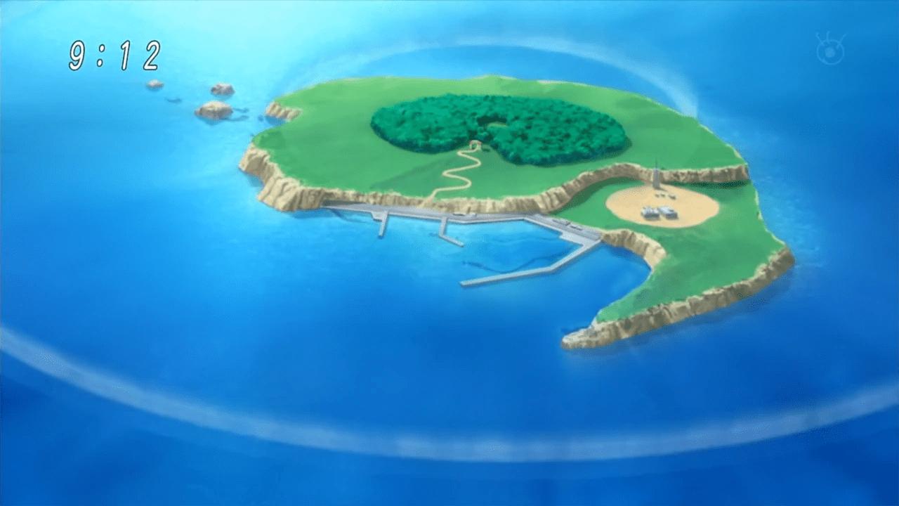 Surprise Island Toriko Wiki Fandom Powered By Wikia