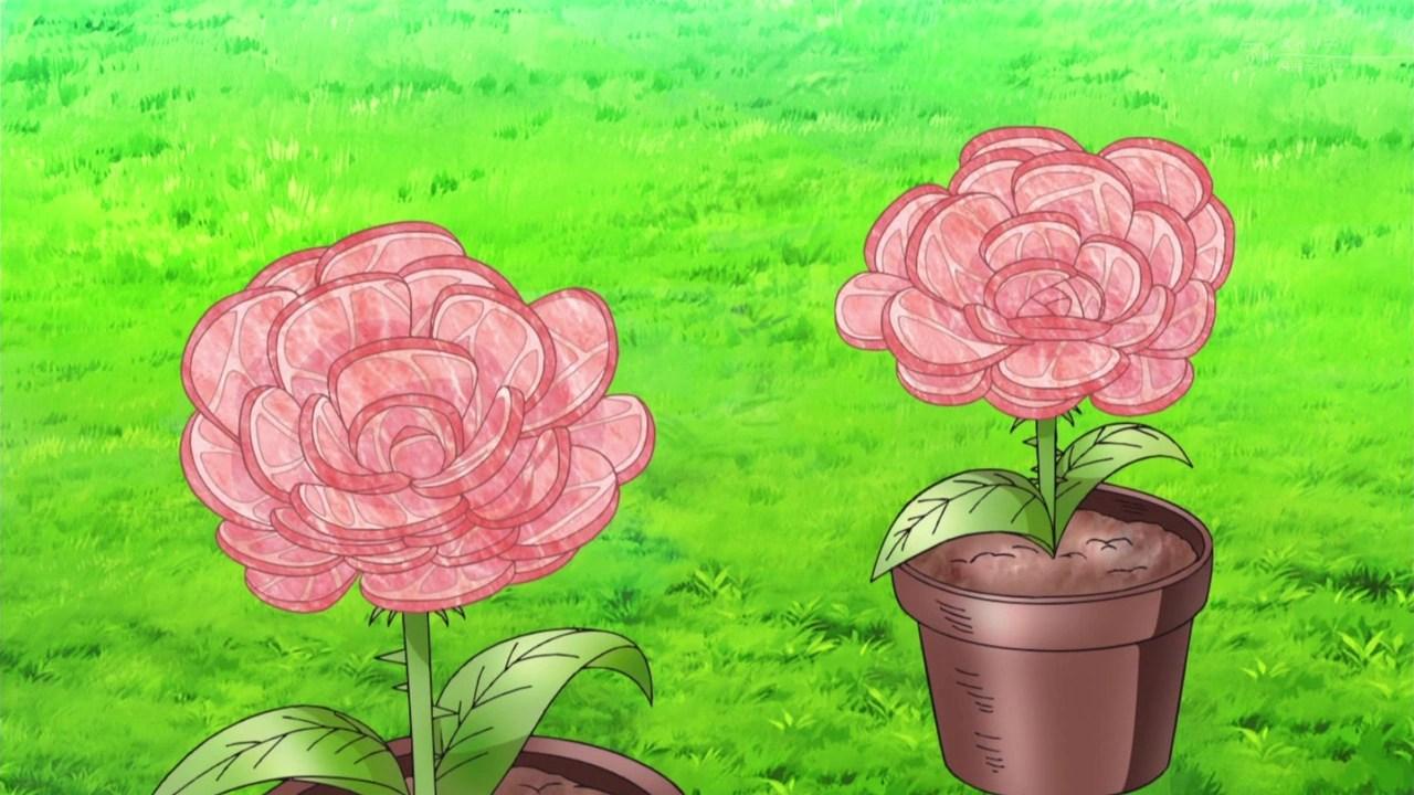 rose ham flower toriko