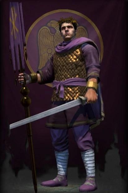 Shogun 2 Fall Of The Samurai Wallpaper Flavius Arcadius Augustus Total War Wiki Fandom