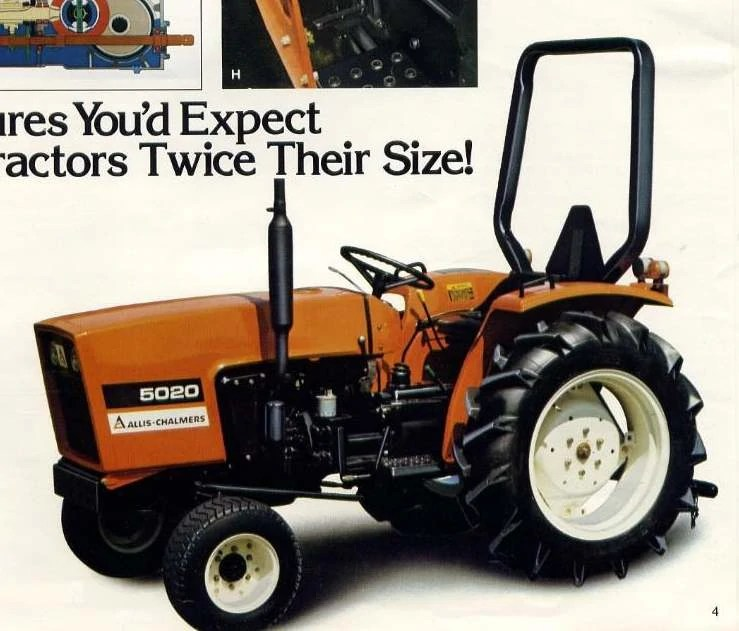 Allis Chalmers History