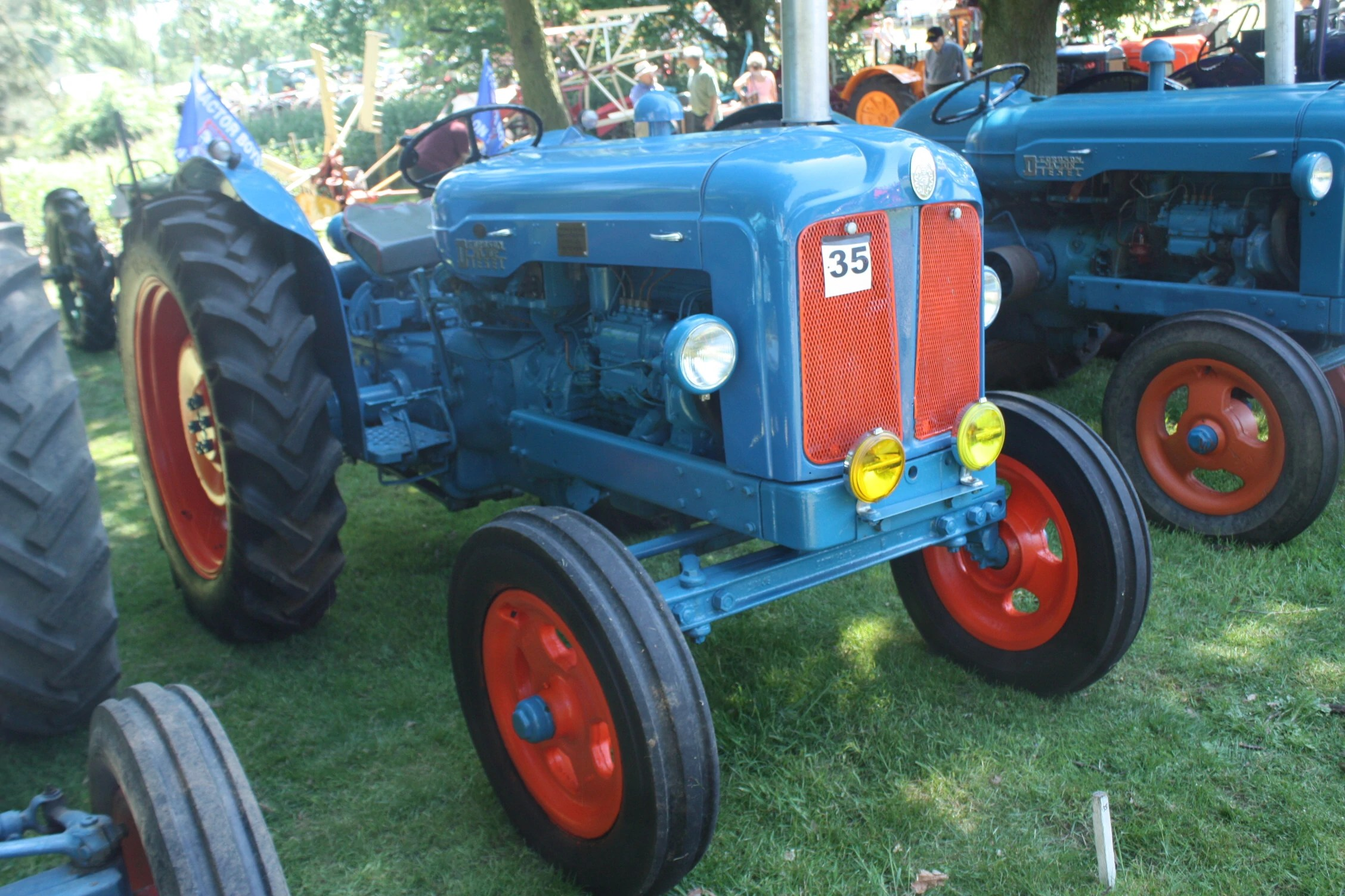 medium resolution of fordson e1a major tractor construction plant wiki fandom powered by wikia