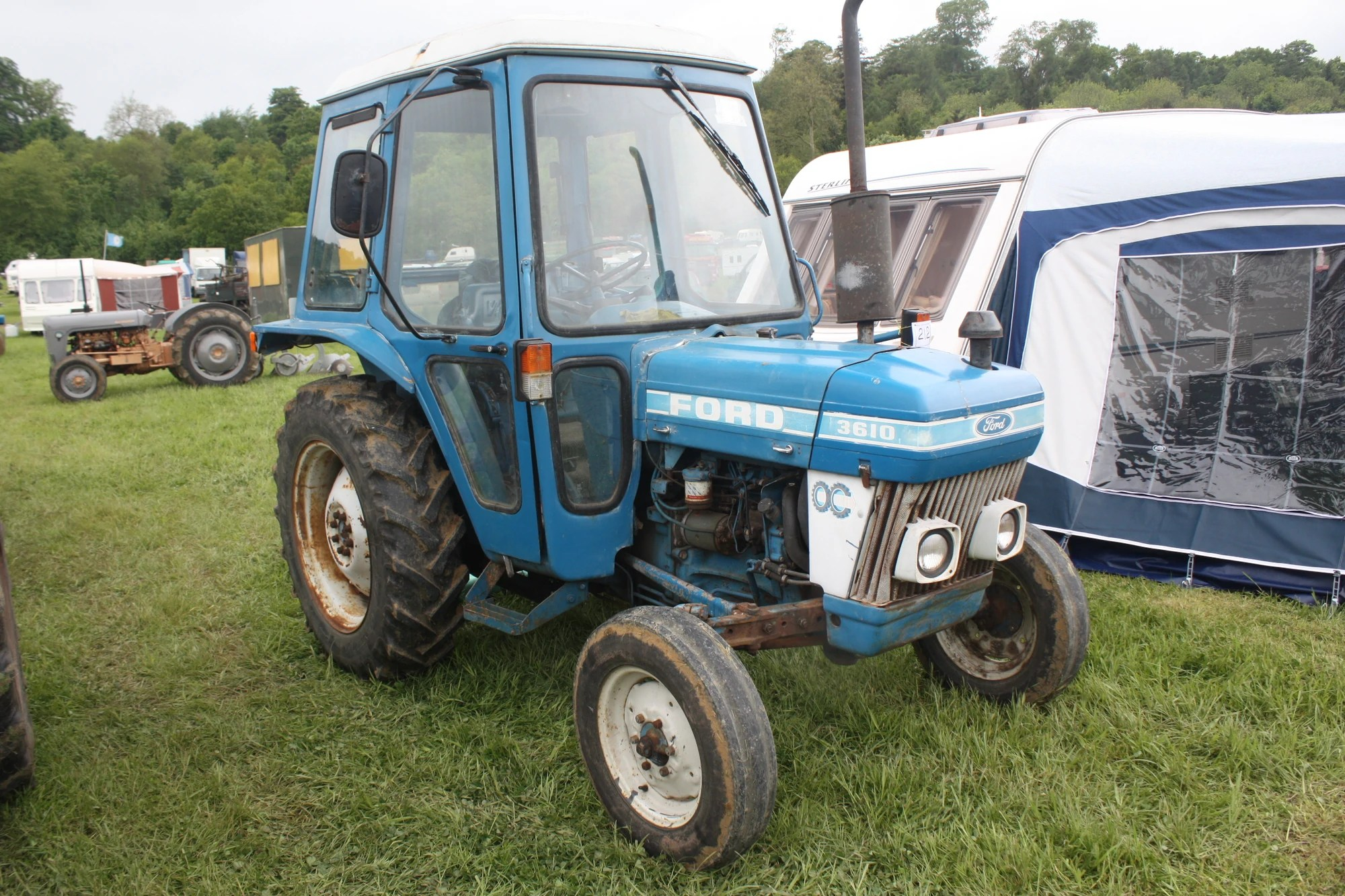 medium resolution of ford 3610 tractor construction plant wiki fandom powered by wikia ford 4000 tractor wiring diagram ford tractor 3610 wiring harness