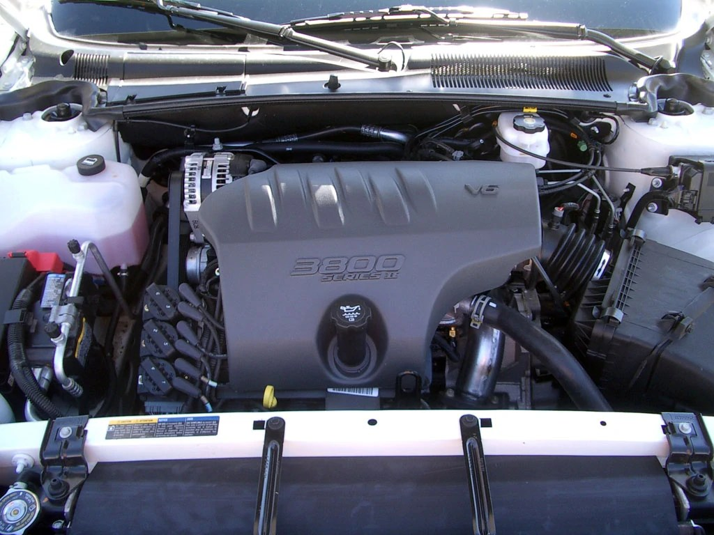 hight resolution of buick v6 engine