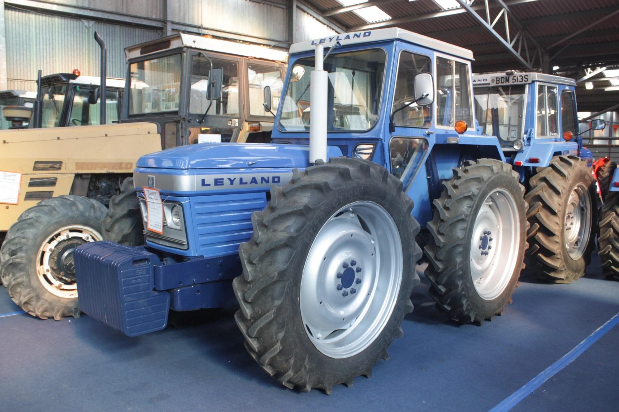 medium resolution of leyland 4100 tractor construction plant wiki fandom powered by wikia