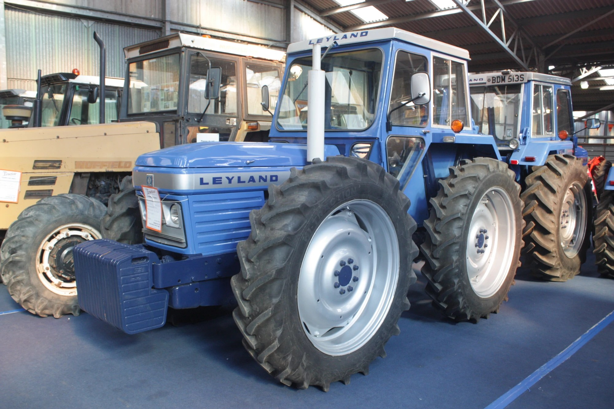 hight resolution of leyland 4100 tractor construction plant wiki fandom powered by wikia
