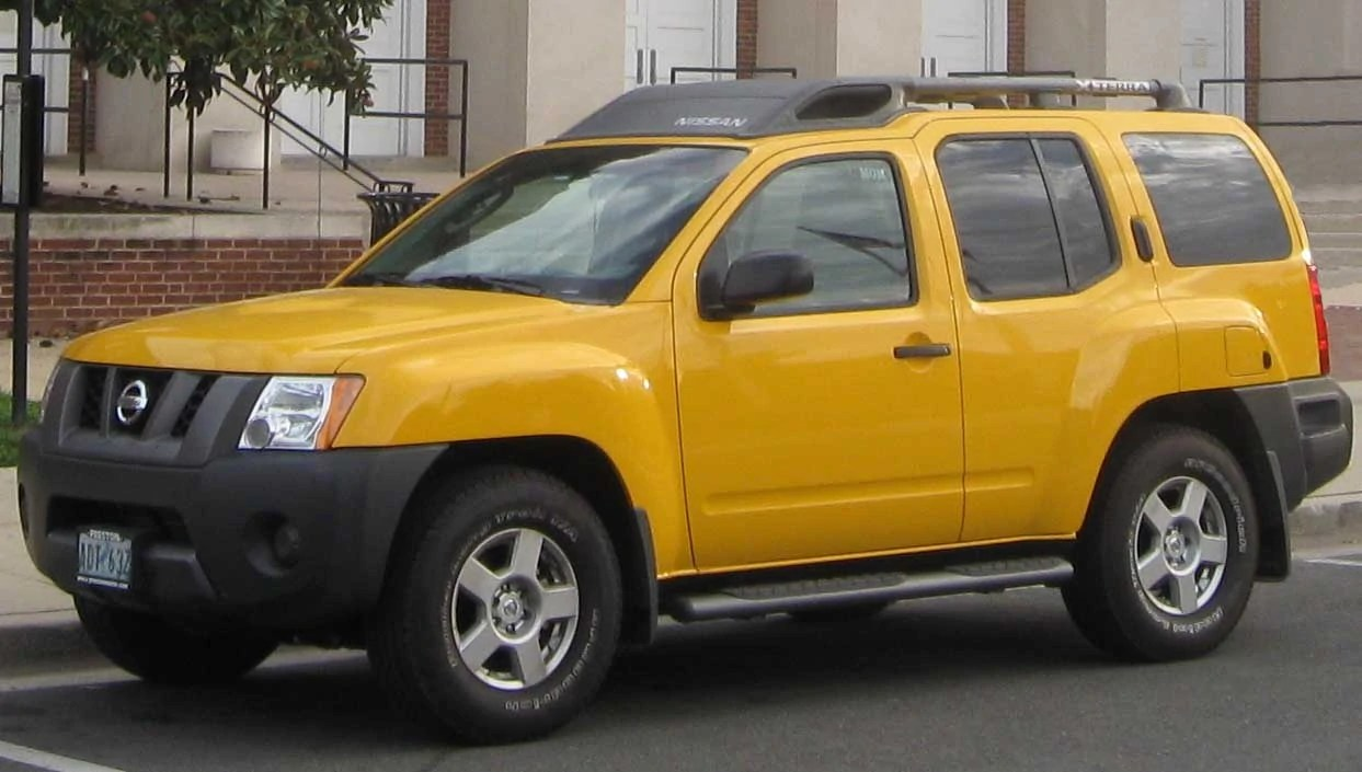 small resolution of 2nd nissan xterra