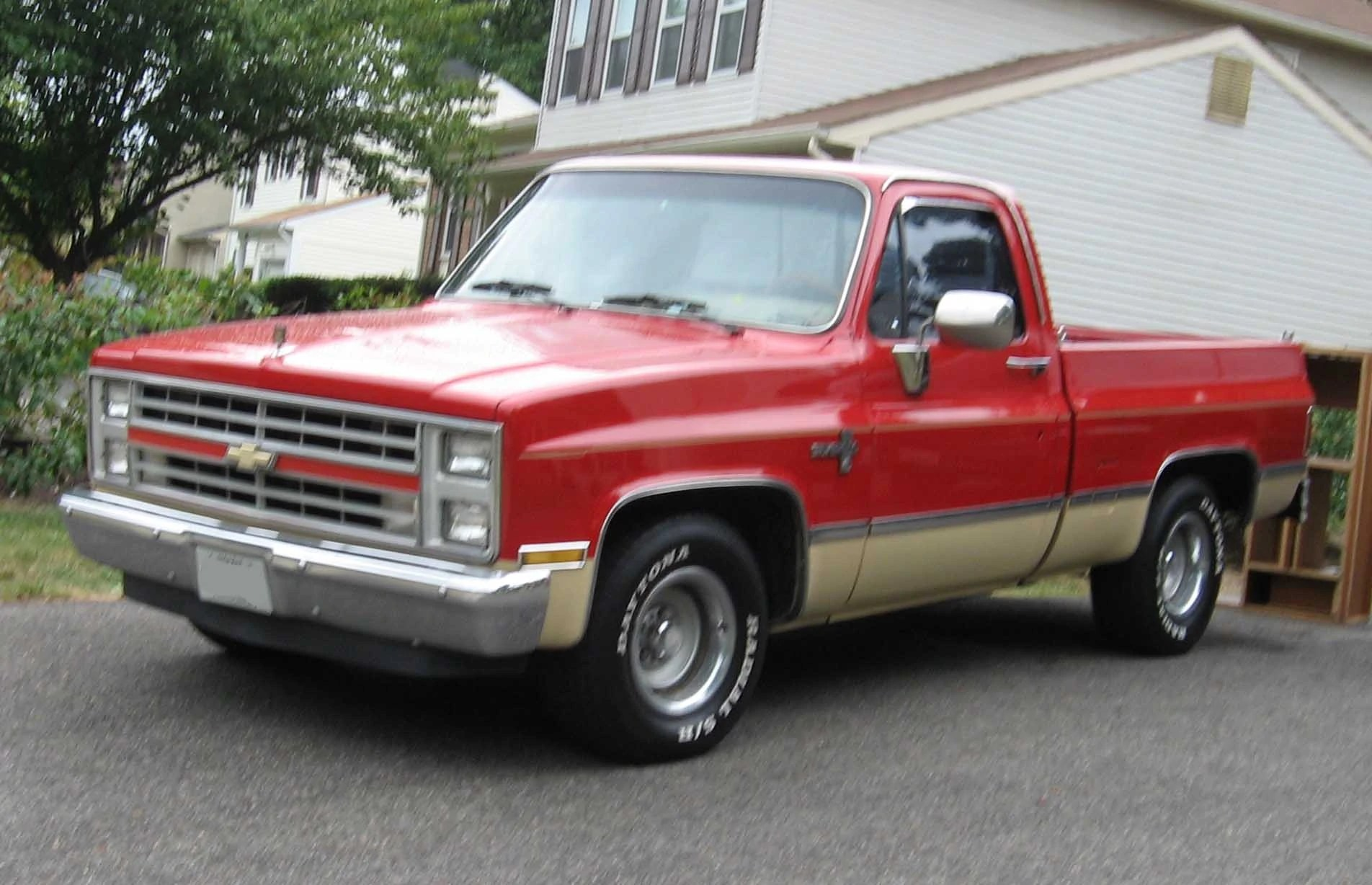 medium resolution of 81 87 chevrolet ck