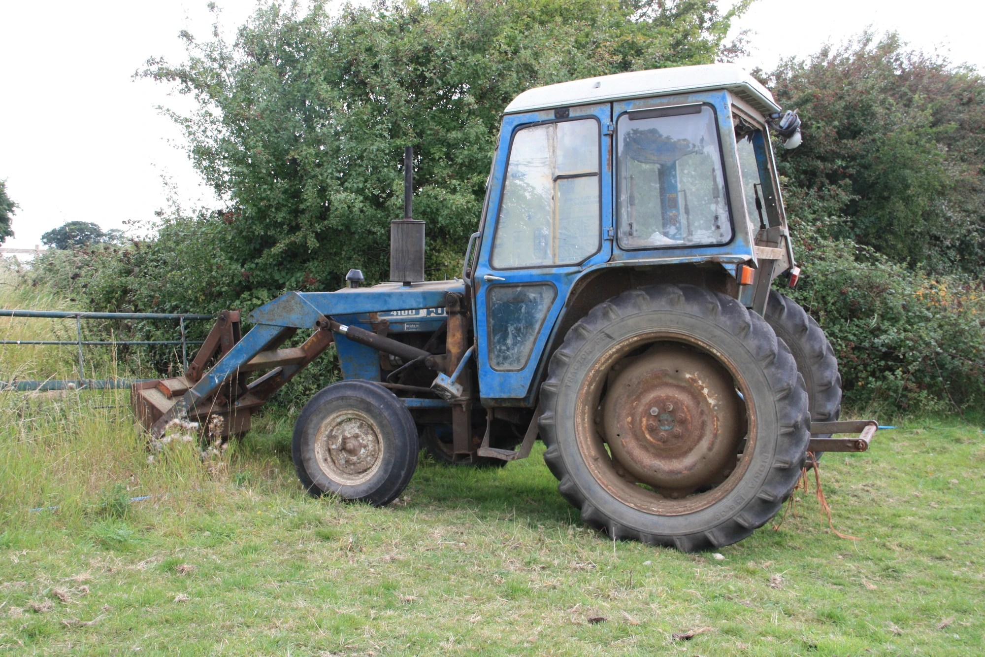 medium resolution of wiring harnes ford 4100 tractor