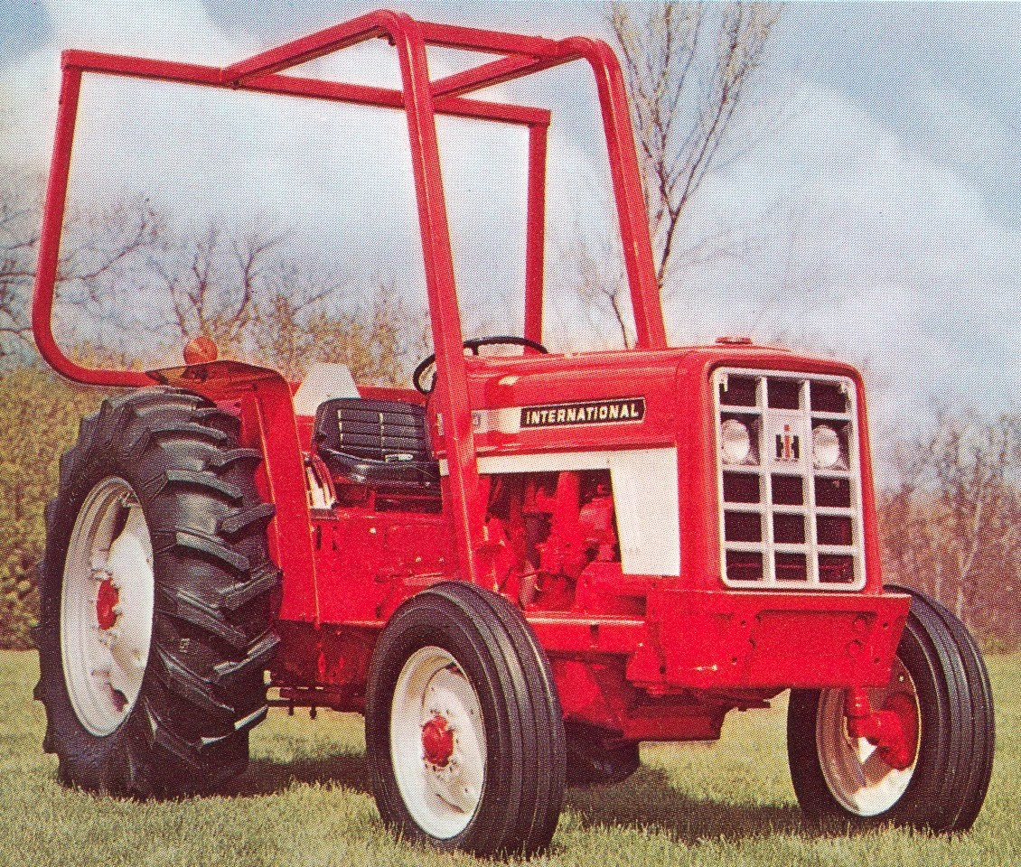 small resolution of 354 international tractor wiring diagram