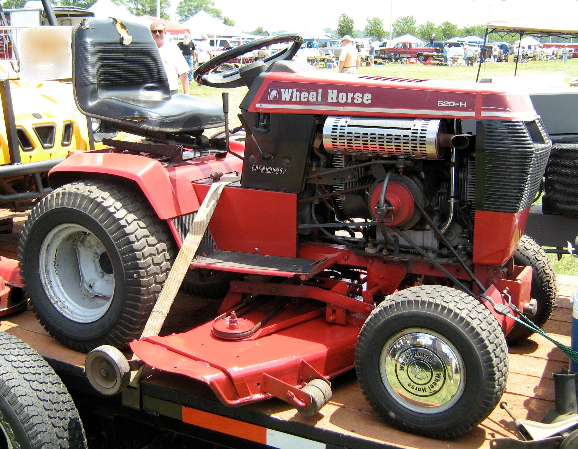 18 Hp 42quot And 46quot Tractor Page 4 Diagram And Parts List For Murray