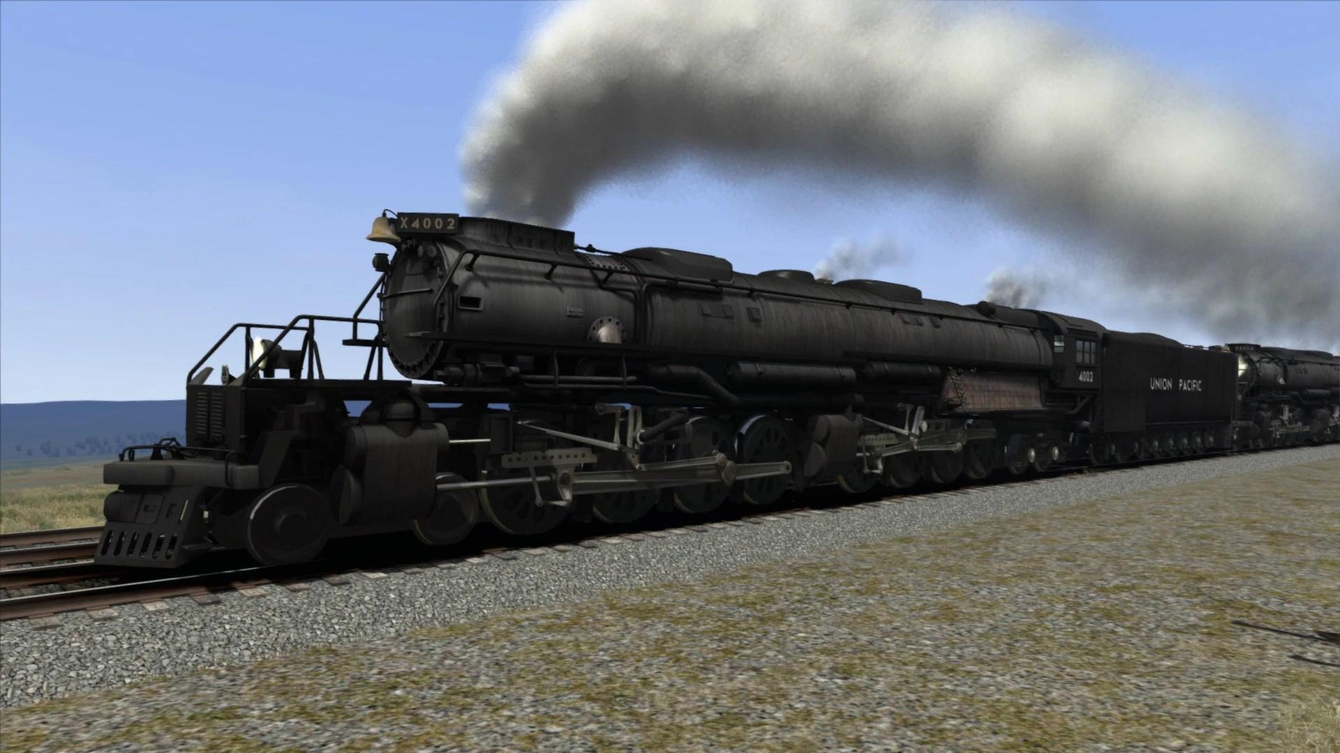 Union Pacific Big Boy Train Simulator Wikia Fandom