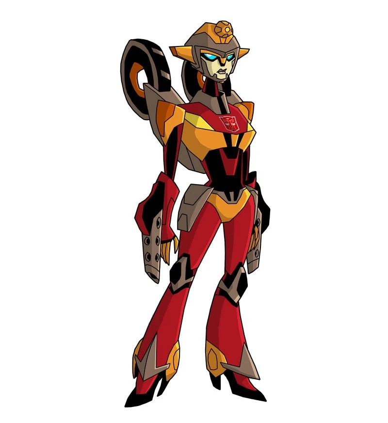 20 Transformers Animated Red Alert Pictures And Ideas On Meta Networks