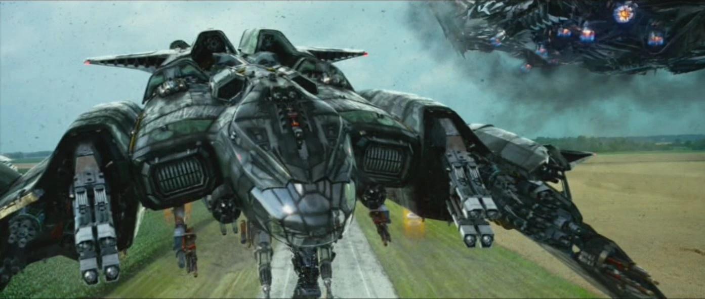 Lockdown Ship Transformers 4