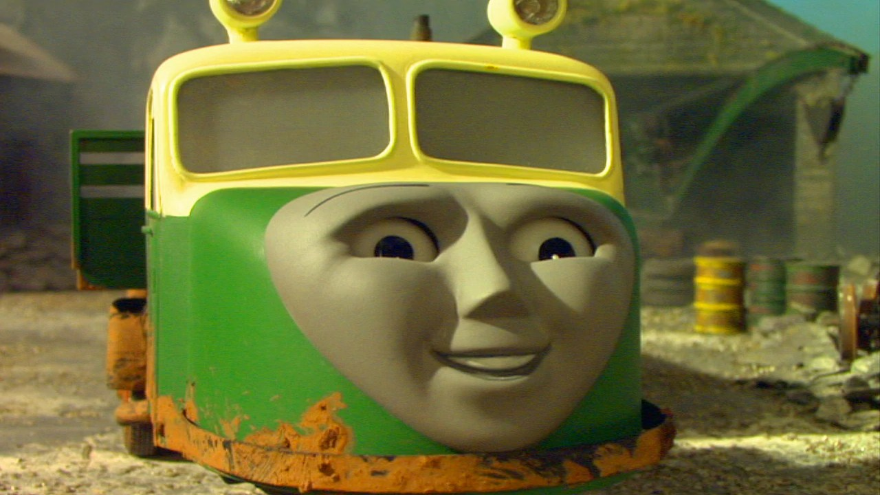 Wash Behind Your Buffers | Thomas the Tank Engine Wikia ...