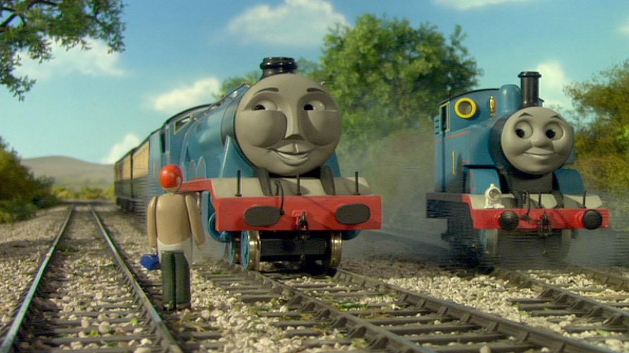 Gordon Thomas And His Friends