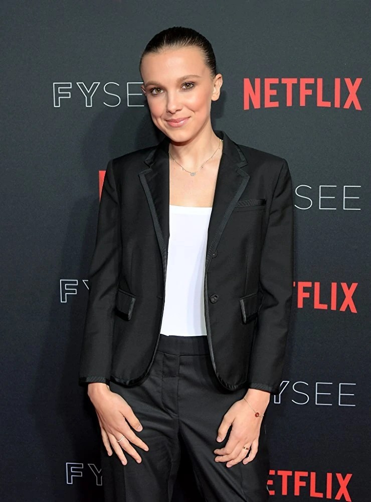 category millie bobby brown