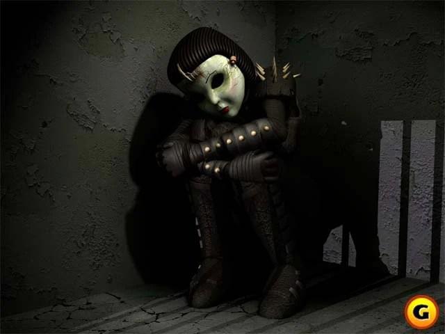 Gas Mask Girl Wallpaper Dollface Twisted Metal Wiki Fandom Powered By Wikia