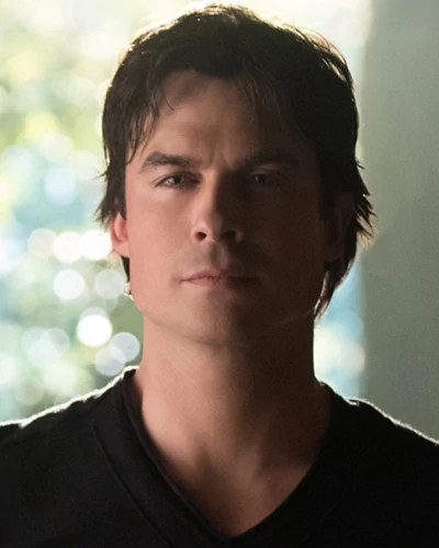 damon salvatore the vampire