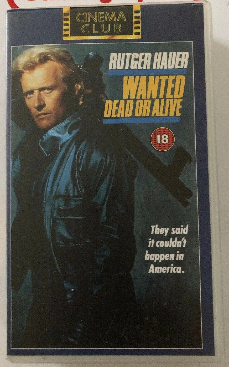Wanted Dead Or Alive Video Collection International