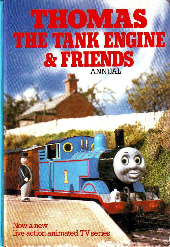 Thomas The Tank Engine And Friends Annual 1985 Video Collection